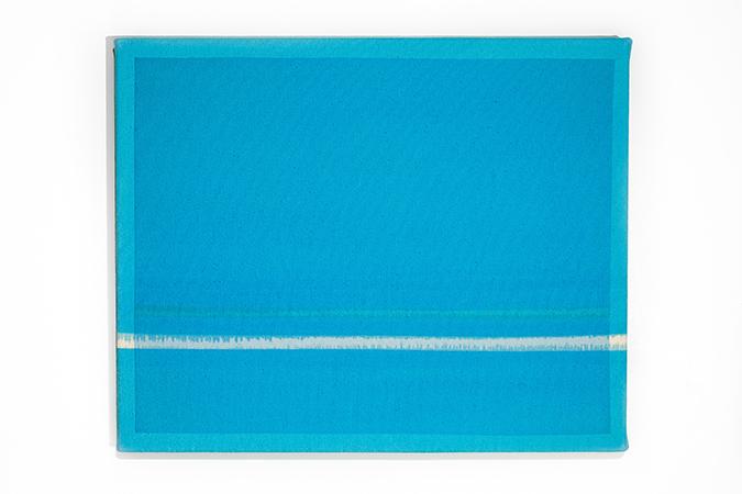 Untitled (Underlay light blue)