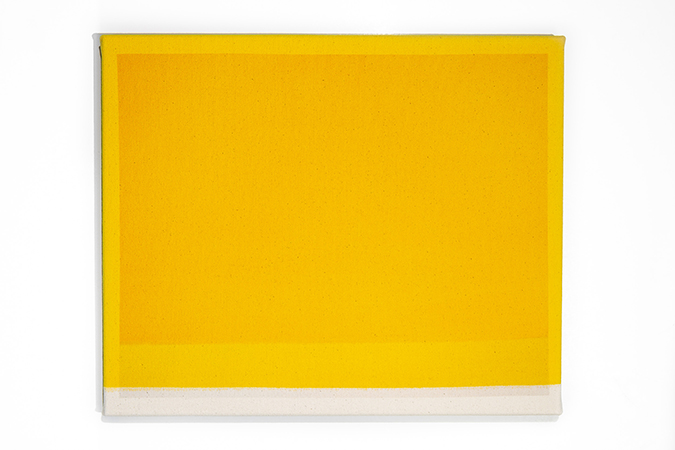 Untitled (Underlay yellow)