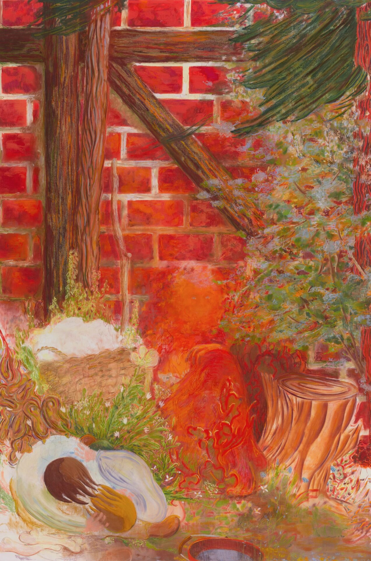 Nathan Hawkes in 'Real Worlds: Dobell Australian Drawing Biennial 2020'